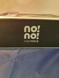 Nono pro 5 hair removal