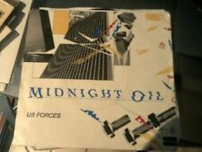 Midnight Oil Excellent (EX) Sleeve Single Vinyl Records