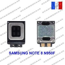 HP Ecouteur Interne Oreille Earpièce Speaker Samsung Galaxy NOTE 8 N950F  (145D)