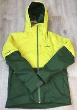 Patagonia Mens 3-in-1 Snowshot Ski Jacket 31660 Fluid-Green Medium NEW MSRP $399