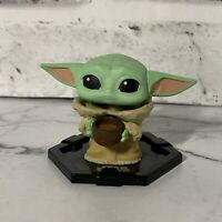 Grogu With Cup The Mandalorian Star Wars Funko Mystery Mini 1/6 1:6 Baby Yoda