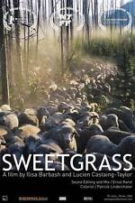 SWEETGRASS Movie POSTER 27x40