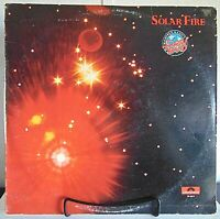 Manfred Mann's Earth Band -Solar Fire-1973 Polydor PD-6019 Rock Vinyl LP-VG+/VG