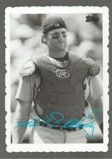 2014 TOPPS ARCHIVES #MM MIKE METHENY '69 DECKLE EDGE MINI