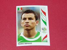 248 MARIO MENDEZ MEXICO PANINI FOOTBALL GERMANY 2006 WM FIFA WORLD CUP