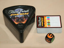 Trivial Pursuit - Star Wars Game - Bite Size Travel Edition - Hasbro 2003 - VGC