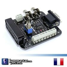 Sync Strike - CGA RGB SCART to VGA - Sync Cleaner - Adapter Interface