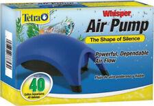 Tetra Whisper Aquarium Air Pump 40 gal
