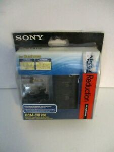 Sony ECM-CR120 Business Microphone - Noise Reduction - Omnidirectional