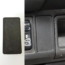 EF Honda Dashboard Single Switch Accessory Plate_Civic sedan hatch wagon CRX SI