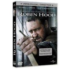 PELICULA DVD ROBIN HOOD+VERSION DEL DIRECTOR PRECINTADA