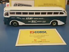 Corgi Yellow Coach 743 Greyhound Bus WAC 98472 1/50 Beautiful!