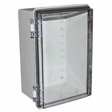 Electrical Enclosure GRP Polycarbonate inc Back Plate 600x400x230mm IP66