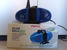Osaga Blaue Bella Eco Teichfilter- und Bachlaufpumpe