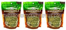 Manzanilla Hierba -Chamomile Herb Tea Value Pack (120 grams)