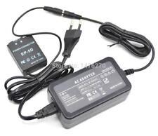 EN-EL21 ENEL21 AC power Adapter charger EP-5D EP5D dummy battery  for Nikon 1 V2