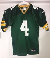 Vintage Puma Green Bay Packers Brett Favre NFL Football Jersey Mens Medium