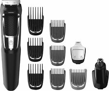 Professional Electric Hair Clipper Set Philips Haircut Machine Mustache Trimmer