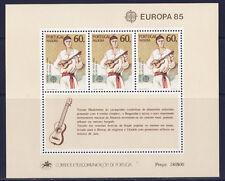 BLOC  Portugal  Madeira  Europa 1985