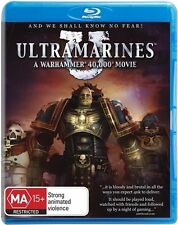 Ultramarines - A Warhammer 40,000 Movie (Blu-ray, 2013) Region B