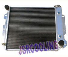 3 ROW Aluminum Performance Radiator for 87-02 Jeep Wrangler YJ TJ w/CHEVY V8 New
