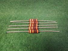 (1) 5 Pack Carbon Comp 30 OHM 1 Watt 5% Resistors NOS