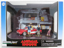 GREENLIGHT DIORAMA ANIMAL HOUSE 1959 CORVETTE & 3 CHARACTERS