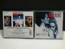 BO Film / OST Basic instinct  / JERRY GOLDSMIYH  / VSD5360 US