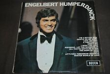 "ENGELBERT HUMPERDINCK ""Same"" LP VINYL / DECCA RECORDS - SKL5030 / 1969"