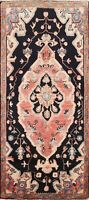 Vintage Geometric Traditional Area Rug Hand-knotted Wool Oriental Carpet 3x6