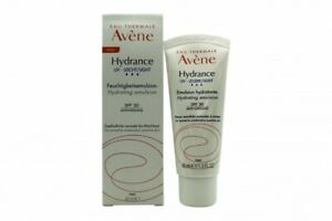 AVÈNE HYDRANCE OPTIMALE UV RICH HYDRATING EMULSION. NEW. FREE SHIPPING