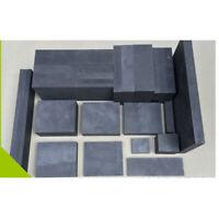 "GRAPHITE BLOCK PLATE SHEET BLANK SAWCUT GRADE 2915 1-1//8/"" x 1-1//8/"" x 5-3//8/"""