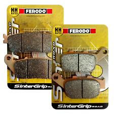 Pastiglie freno anteriori/posteriori sinterizzate Ferodo Honda NC 750 D Integra