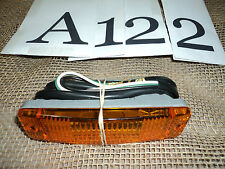 A122 - LUCE FRECCIA PARAURTI VOLKSWAGEN MAGGIOLONE MAGGIOLINO