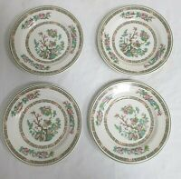 Rare Vintage Dunn Bennett Hotel Ware Royal Doulton Indian Tree Plates X 6