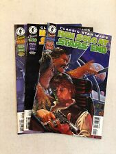 CLASSIC STAR WARS: HAN SOLO AT STARS' END #1 2 NM 9.4