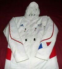 Parka(No Maillot)Adidas Officielle Equipe De France Olympique Taille M Neuve