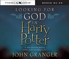 Looking for God in Harry Potter Granger, John Audio Books On CD New Sealed