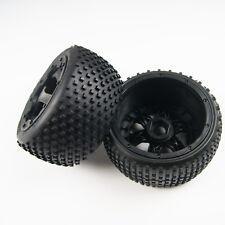 Rear dirt wheel tire kit for hpi rv baja 5b ss