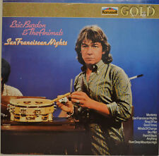 "ERIC BURDON & THE ANIMALS - SAN FRANCISCAN NIGHTS KARUSSELL 825800 12"" LP(X 123)"