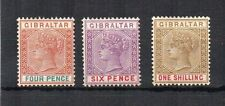 Gibraltar 1898 Vals a 1s MLH