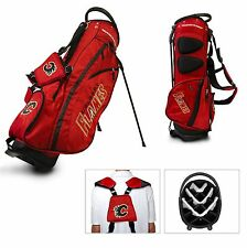 BRAND NEW Team Golf NHL Calgary Flames Fairway Stand Bag 13328