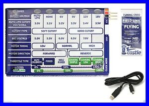 New Castle Creations Field Link Portable Programming Card Air Airplane Version