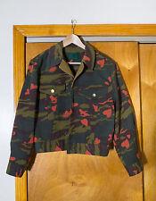 Junior Gaultier Camouflage Jacket Jean Paul Gaultier