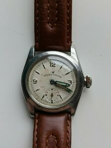 Rolex Oyster 2280 30mm 1940's vintage pilot watch with rare dial (needs service)