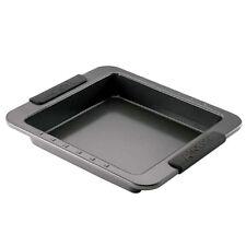 Anolon Suregrip 22cm Square Cake Pan Carbon Steel Bakeware NEW