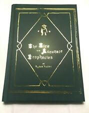 GOOD OMENS - Journal Notebook - AMAZON Prime - Promotional - GOLD - NYCC SXSW