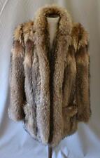 Ralph Lauren Vintage Fox Fur Jacket