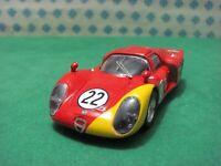 """Alfa Romeo 33/2 Coupe 2000cc. Daytona """" Daytona 1968 """" - 1/43 Best 9200"""