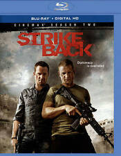 STRIKE BACK: SEASON 2 BLU-RAY - THE COMPLETE SECOND SEASON [4 DISCS] - NEW